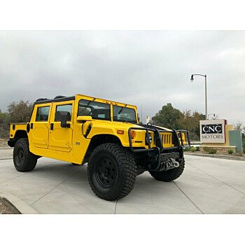2006 Hummer H1 4-Door Open Top for sale 101154832