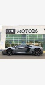 2014 Lamborghini Aventador LP 700-4 Roadster for sale 101154840