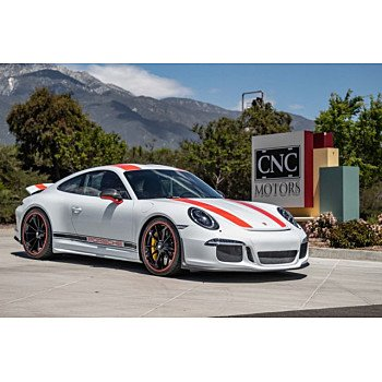 2016 Porsche 911 GT3 RS Coupe for sale 101154846