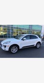 2017 Porsche Macan for sale 101154849