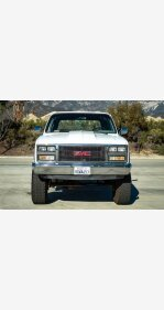 1989 GMC Jimmy 4WD for sale 101154859