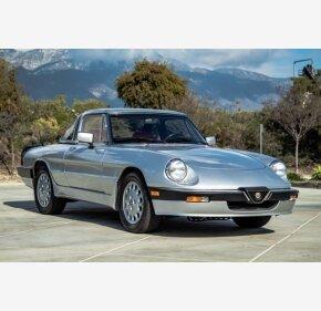 1987 Alfa Romeo Spider Quadrifoglio for sale 101154862