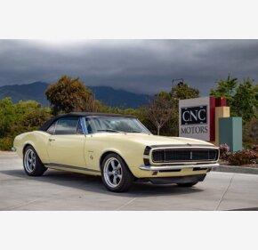 1967 Chevrolet Camaro for sale 101154872