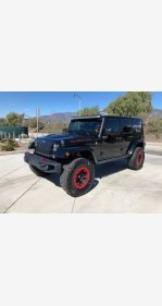 2016 Jeep Wrangler 4WD Unlimited Rubicon for sale 101154875