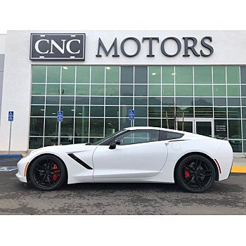 2016 Chevrolet Corvette Coupe for sale 101154877