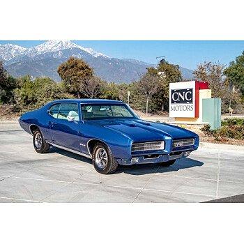 1969 Pontiac GTO for sale 101154879