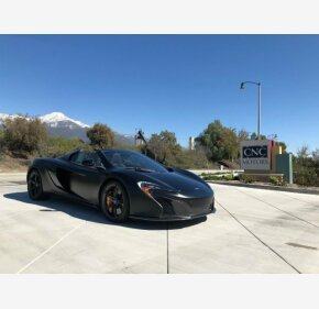 2015 McLaren 650S Spider for sale 101154895