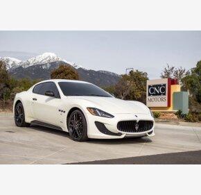 2015 Maserati GranTurismo Coupe for sale 101154908
