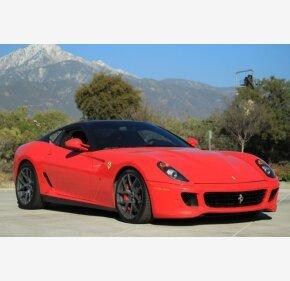 2007 Ferrari 599 GTB Fiorano for sale 101154917