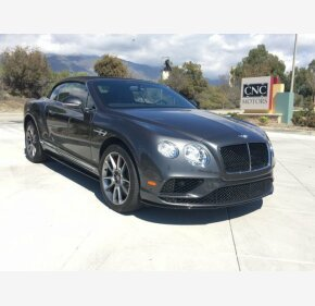 2016 Bentley Continental GT V8 S Convertible for sale 101154921