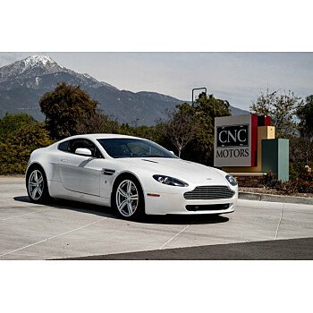 2009 Aston Martin V8 Vantage Coupe for sale 101154932