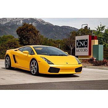 2005 Lamborghini Gallardo for sale 101154941