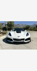 2019 Chevrolet Corvette ZR1 Coupe for sale 101154943