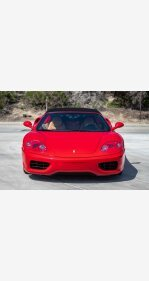 2002 Ferrari 360 Spider for sale 101154946