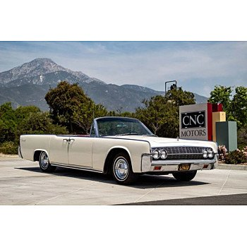 1962 Lincoln Continental for sale 101154964
