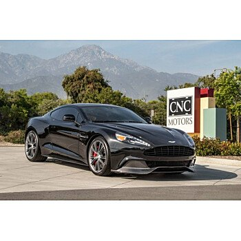 2016 Aston Martin Vanquish Coupe for sale 101154996