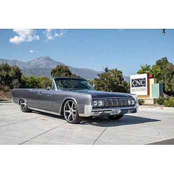 1964 Lincoln Continental for sale 101155017