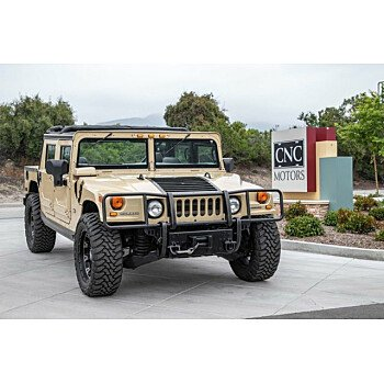2006 Hummer H1 4-Door Open Top for sale 101155022