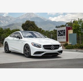 2017 Mercedes-Benz S63 AMG 4MATIC Coupe for sale 101155036