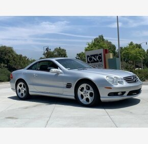 2004 Mercedes-Benz SL500 for sale 101155045
