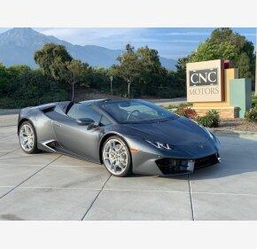 2018 Lamborghini Huracan for sale 101155046