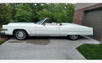 1974 Cadillac Eldorado Convertible for sale 101155051