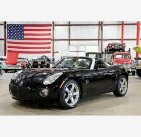 2007 Pontiac Solstice GXP Convertible for sale 101155121