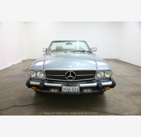 1988 Mercedes-Benz 560SL for sale 101155205