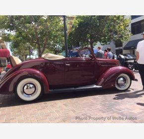 1937 Ford Other Ford Models for sale 101155225