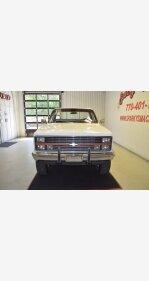1983 Chevrolet C/K Truck for sale 101155233