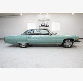 1976 Cadillac De Ville for sale 101155269