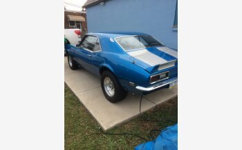 1968 Chevrolet Camaro Coupe for sale 101155296