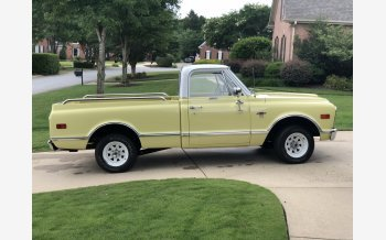 1968 Chevrolet C/K Truck 2WD Regular Cab 1500 for sale 101155302