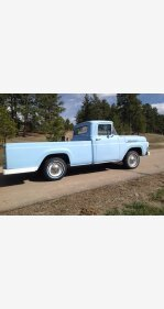 1960 Ford F100 2WD Regular Cab for sale 101155306