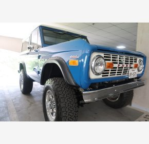 1970 Ford Bronco for sale 101155321