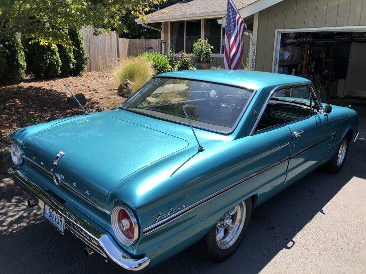1963 Ford Falcon for sale near des moines, Washington 98198