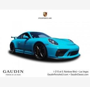 2018 Porsche 911 GT3 Coupe for sale 101155349