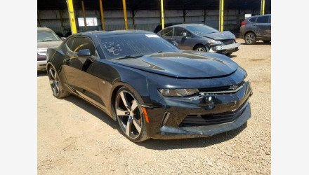 2016 Chevrolet Camaro LT Coupe for sale 101155397