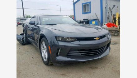 2017 Chevrolet Camaro LT Coupe for sale 101155398
