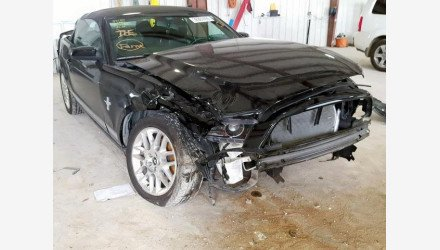 2014 Ford Mustang Convertible for sale 101155422