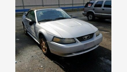 2003 Ford Mustang Convertible for sale 101155443