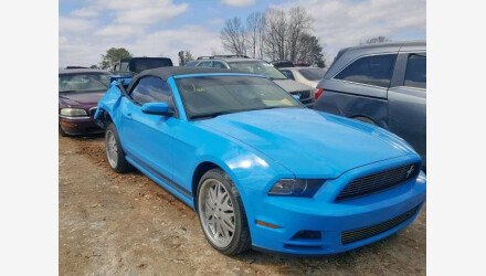 2014 Ford Mustang Convertible for sale 101155473