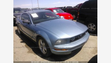 2007 Ford Mustang Coupe for sale 101155579