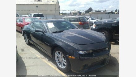 2015 Chevrolet Camaro LT Coupe for sale 101155608