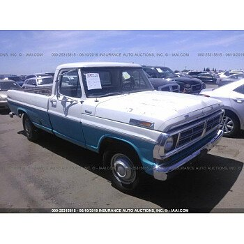 1972 Ford F250 for sale 101155614