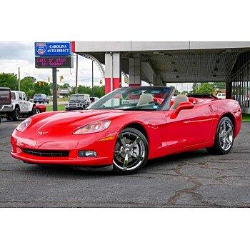 2008 Chevrolet Corvette Convertible for sale 101155615