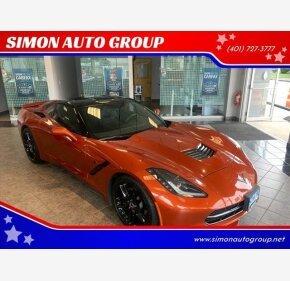2015 Chevrolet Corvette Coupe for sale 101155642