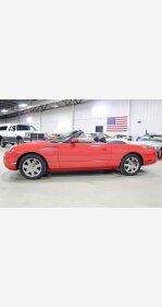 2003 Ford Thunderbird for sale 101155643
