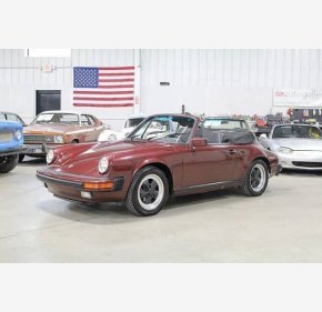 1984 Porsche 911 Carrera Cabriolet for sale 101155646