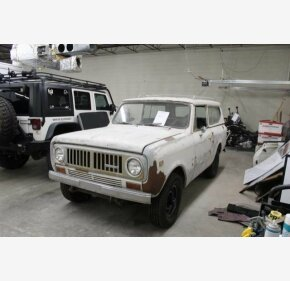 1974 International Harvester Scout for sale 101155661